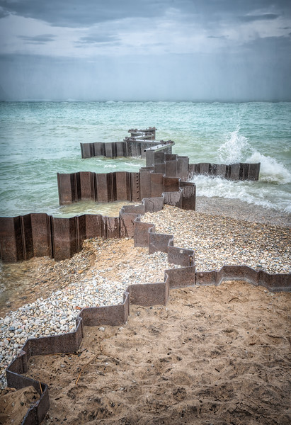 Lake Michigan - Erosion Control