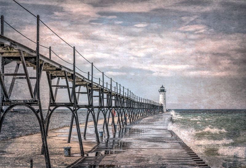 Grand Haven South Pierhead Light