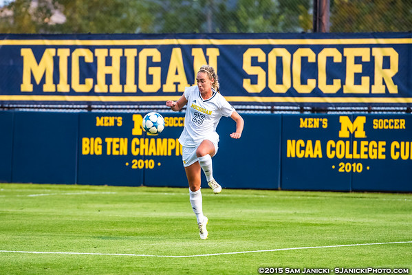 Michigan Soccer 2015