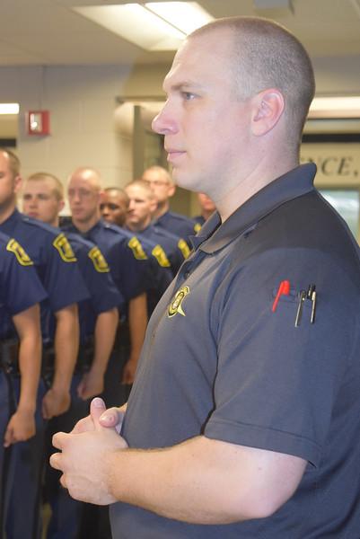 Michigan State Police Academy Recruits - JRC-Oakland