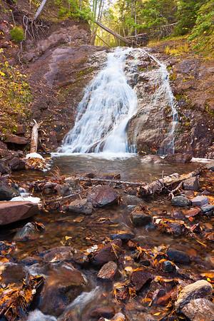 Keweenaw Peninsula Waterfall Tour