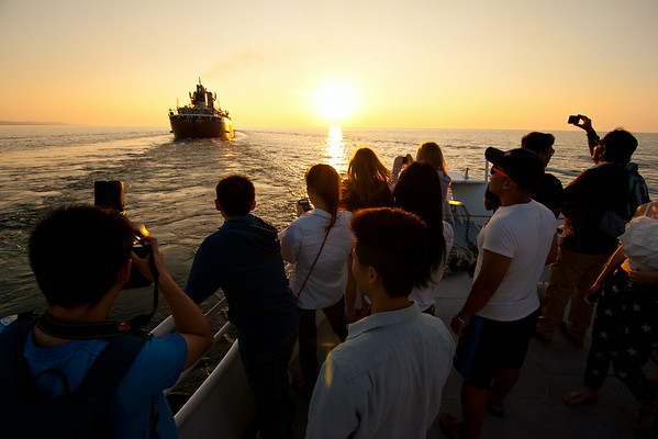 Sunset Cruise on the Isle Royale Queen IV