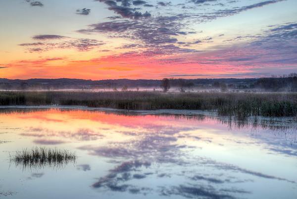 Arcadia Lake Pre-Sunrise