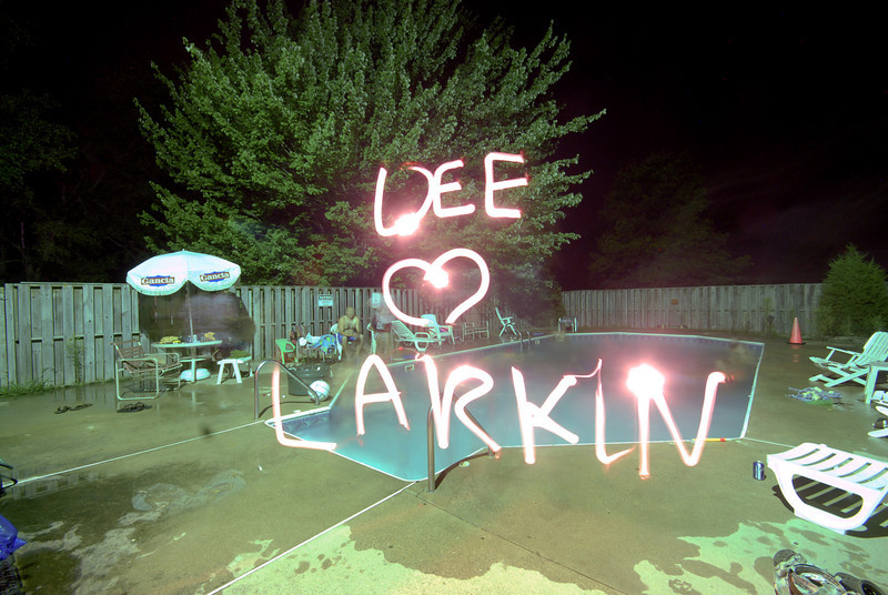 Yeah, I know, Dee is now a Larkin.  Small oversight.