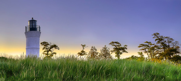 Empire Sunrise Panorama