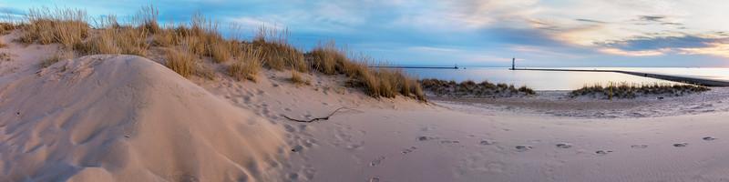 Beach in Frankfort