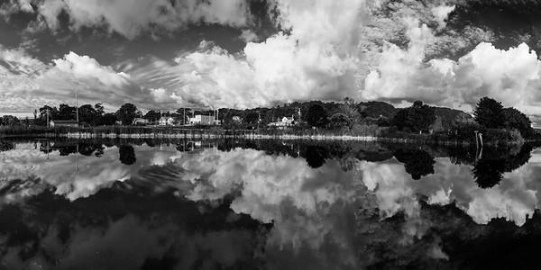 Betsie Lake in Elberta