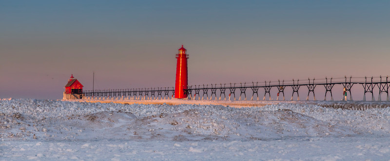 Grand Haven Winter