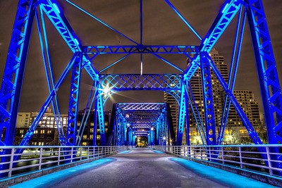Blue Bridge, Grand Rapids
