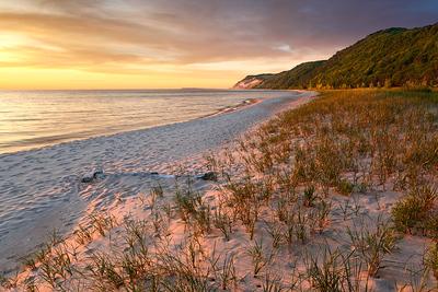 Empire Afar - Esch Road Beach (Sleeping Bear Dunes National Lakeshore - Michigan)