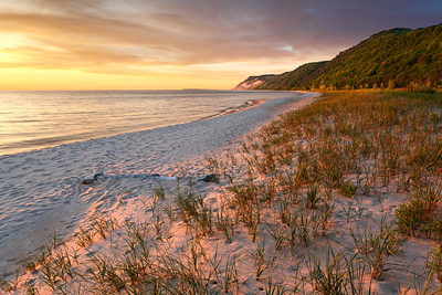 Empire Afar - Esch Road Beach (Sleeping Bear Dunes National Lakeshore - Michigan)