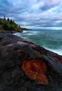 Mercurial Dawn III - Five Mile Point (Hiawatha National Forest - Upper Michigan)