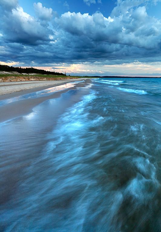Dune Deluge II - Esch Road Beach (Sleeping Bear Dunes National Lakeshore - Michigan)