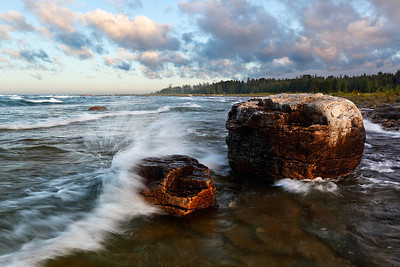 Boulder Splash - Seul Choix Point (Gulliver, MI)
