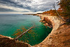 Tipping Fall -  Miners Beach Trail (Pictured Rocks National Lakeshore)