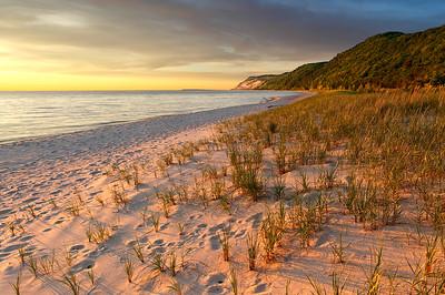 Empire Afar II - Esch Road Beach (Sleeping Bear Dunes National Lakeshore - Michigan)