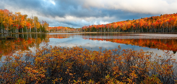 Jacked Up - Red Jack Lake (Hiawatha National Forest - Upper Michigan)