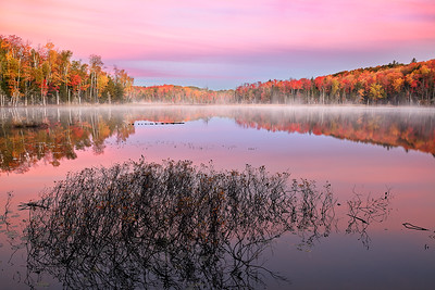 Hiawatha Hues - Red Jack Lake (Hiawatha National Forest - Upper Michigan)