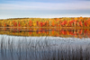 Autumn Reflections II - Thornton Lake (Hiawatha National Forest - Upper Michigan)