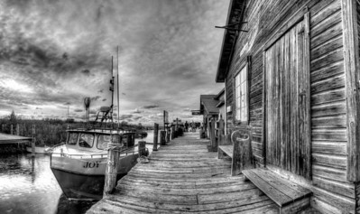 Fishtown Boardwalk
