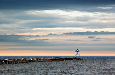 Overlooked Light - Ontonagon Pierhead Light (Ontonagon, MI)