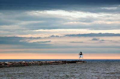 Overlooked Light - Ontonagon Pierhead Light (Ontonagon, MI)
