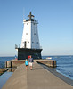 Ludington North Pierhead Lighthouse