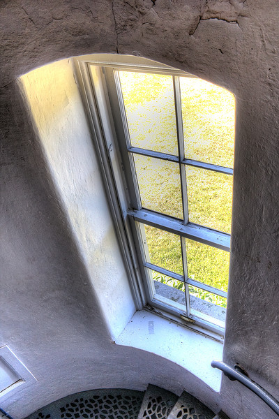The Lighthouse Window (color)