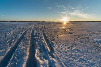Bear Lake Ice