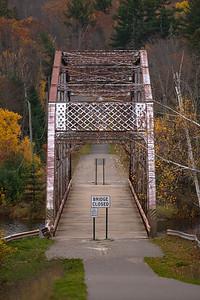 CR-510 Bridge Negaunee Michigan