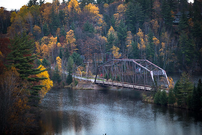CR-510 Bridge Negaunee Michigan