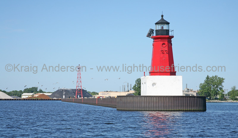 Menominee North Pier