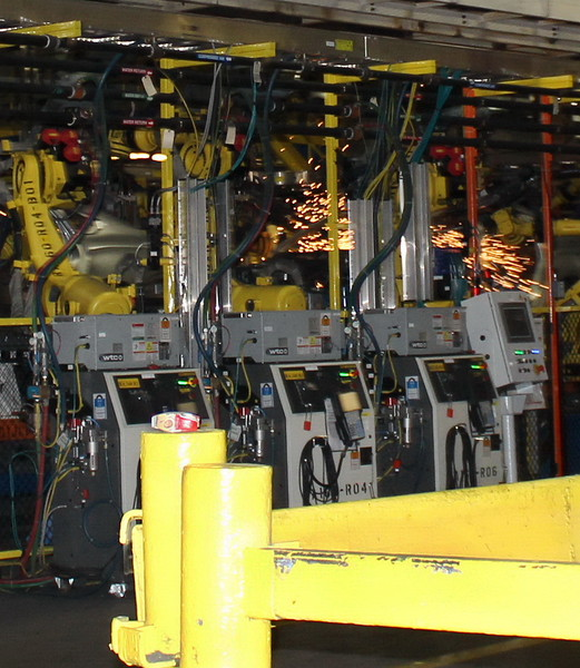 Technology on the Assembly Line