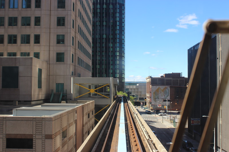 People Mover Downtown