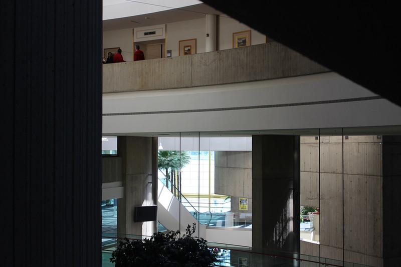 Renaissance Center Interior Design