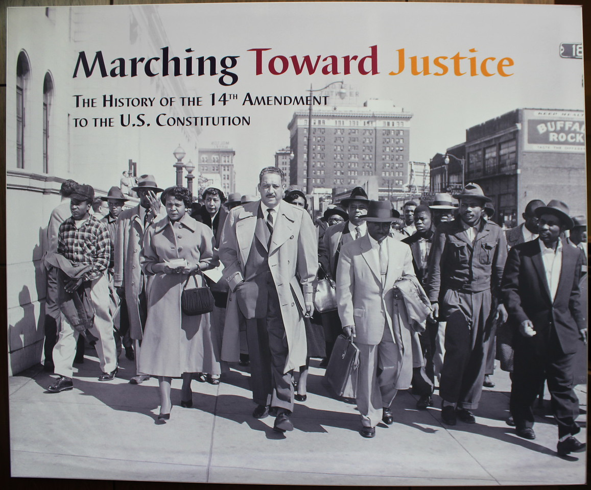 Marching Towards Justice