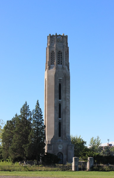 Nancy Brown Peace Tower and Carillon