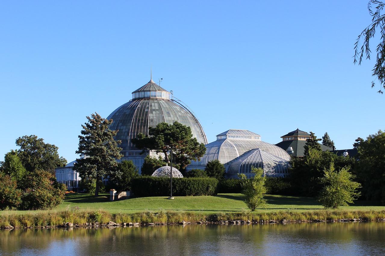 Whitcomb Conservatory
