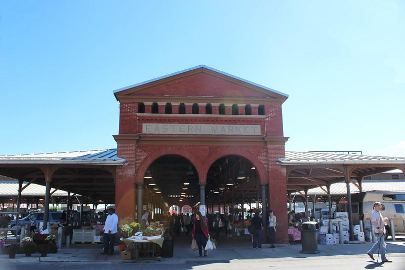 Open-air Eastern Market