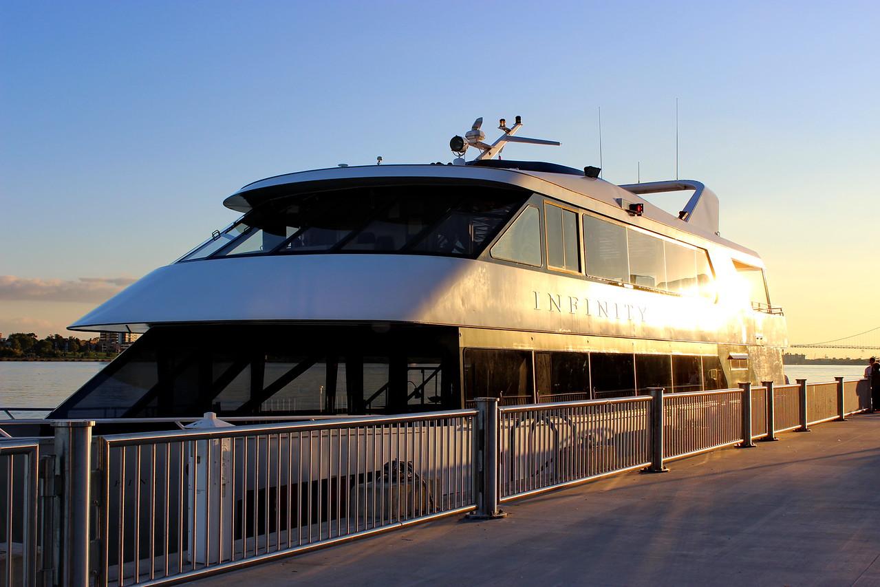 Infinity River Boat