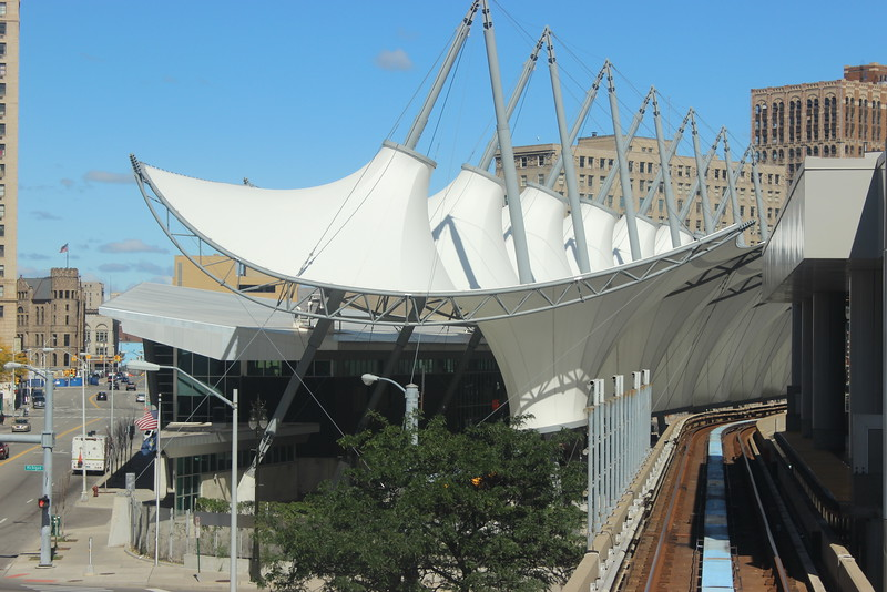 Bus Station and People Mover