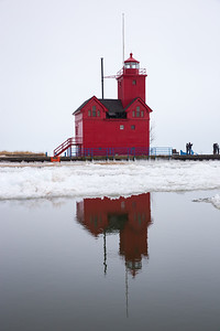 Holland Harbor (Big Red) Lighthouse