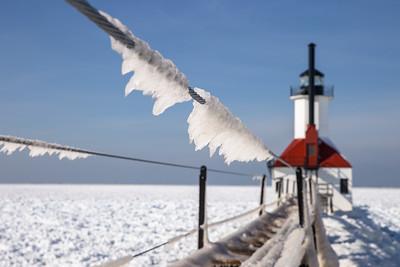 Icy Catwalk