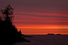 MI 078                       Sunrise over Rock Harbor at Isle Royale National Park in Michigan.