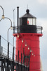 south Haven catwalk lights. South Haven, MI<br /> <br /> MI-090125-0108