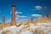 Little Sable Lighthouse Winter