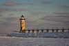 Manistee North Pierhead Light
