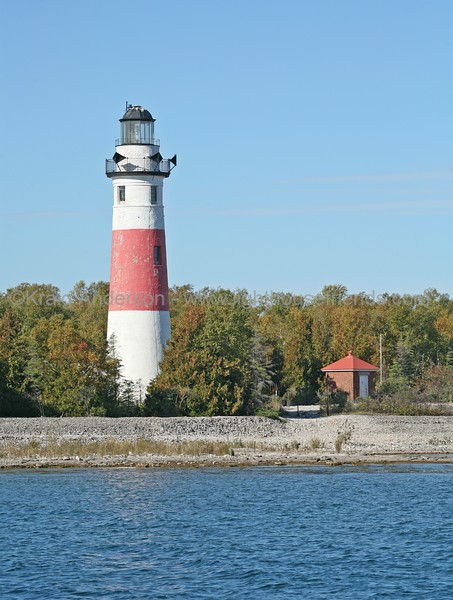 Middle Island Lighthouse