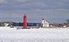 Muskegon South Pierhead Lighthouse