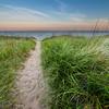 Path to Pierport Beach